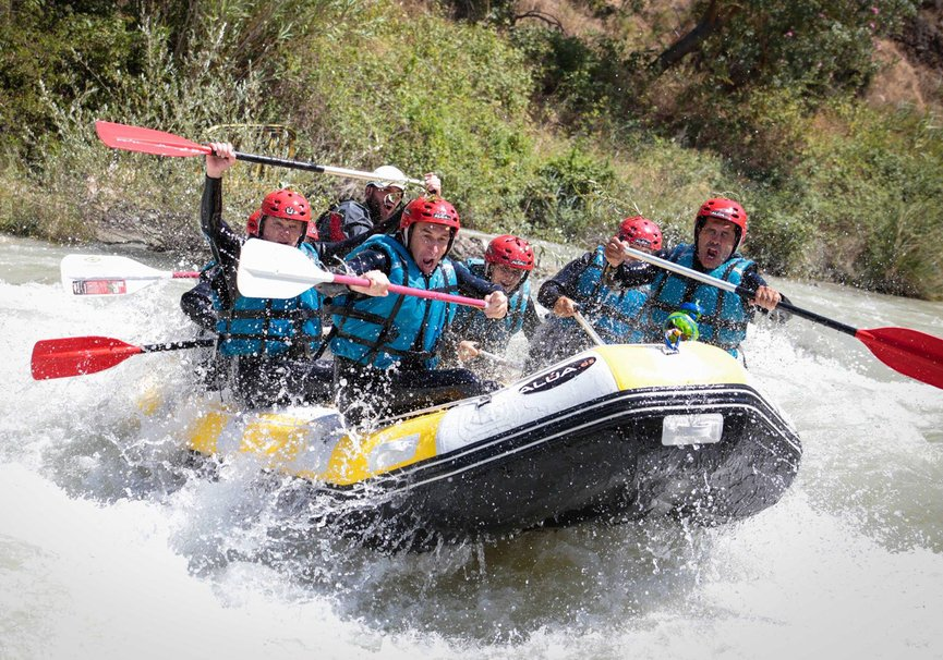 Medium copia de rafting rapido