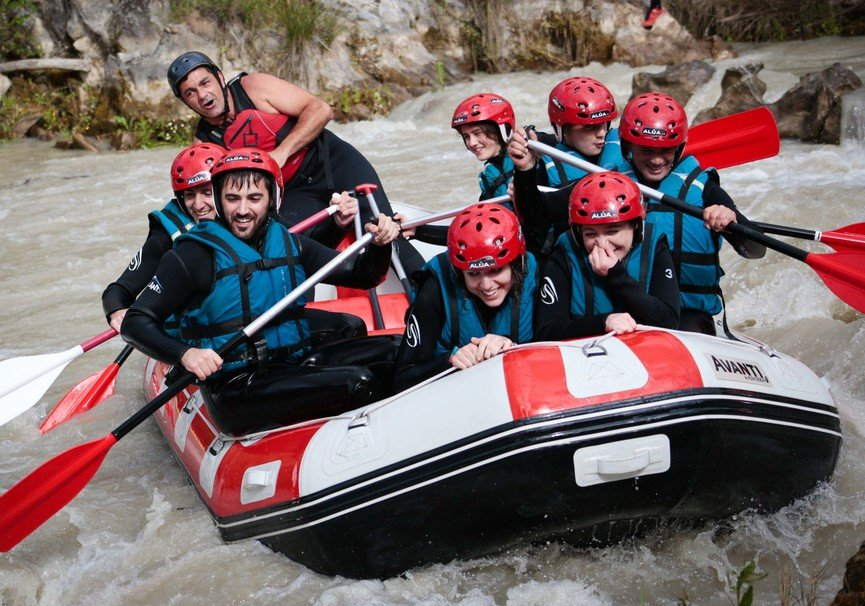 Medium rafting tl 2