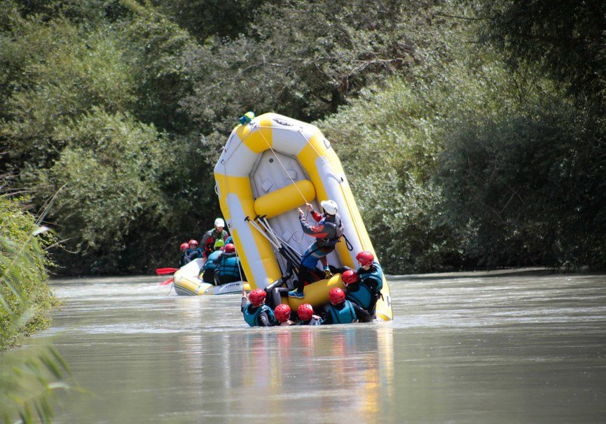 Medium rafting tl 3