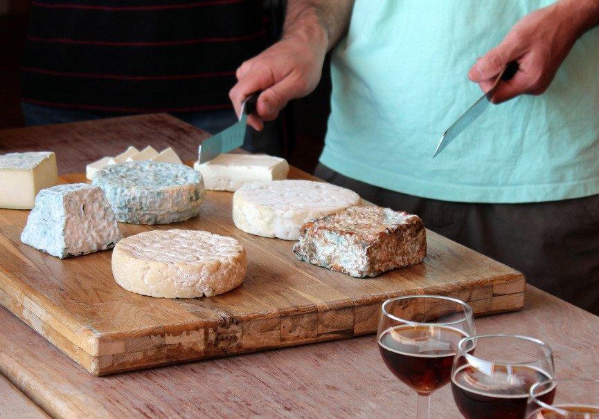 Medium cata quesos