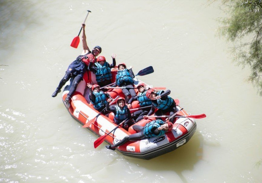 Medium medium rafting tc  4