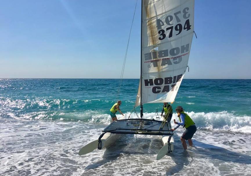 Medium almeria alquiler catamaran roquetas