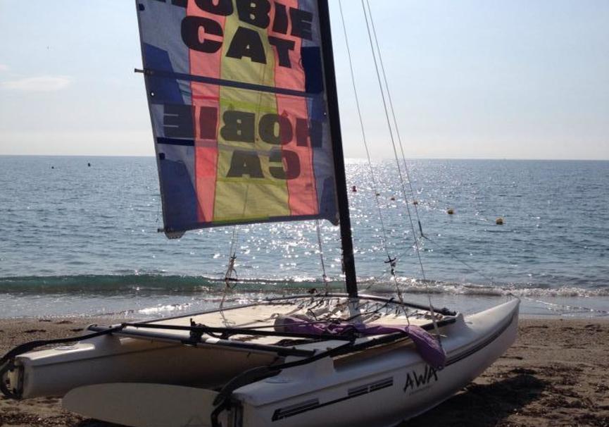 Medium almeria alquiler catamaran