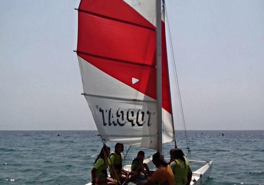 Medium alquiler almeria catamaran