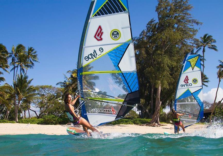 Medium almeria windsurf alquiler