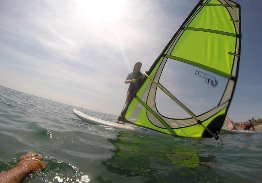 Medium windsurf alquiler almeria