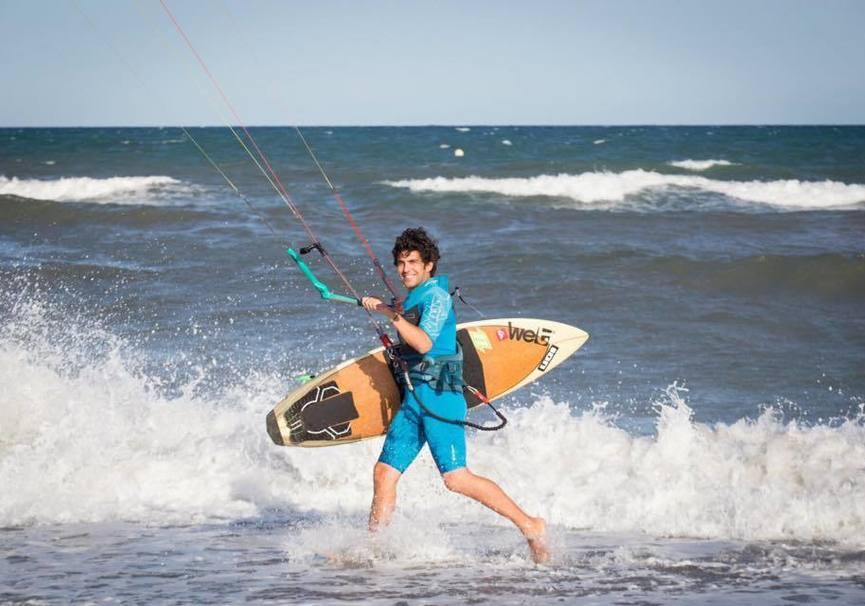 Medium curso medio almeria kitesurf