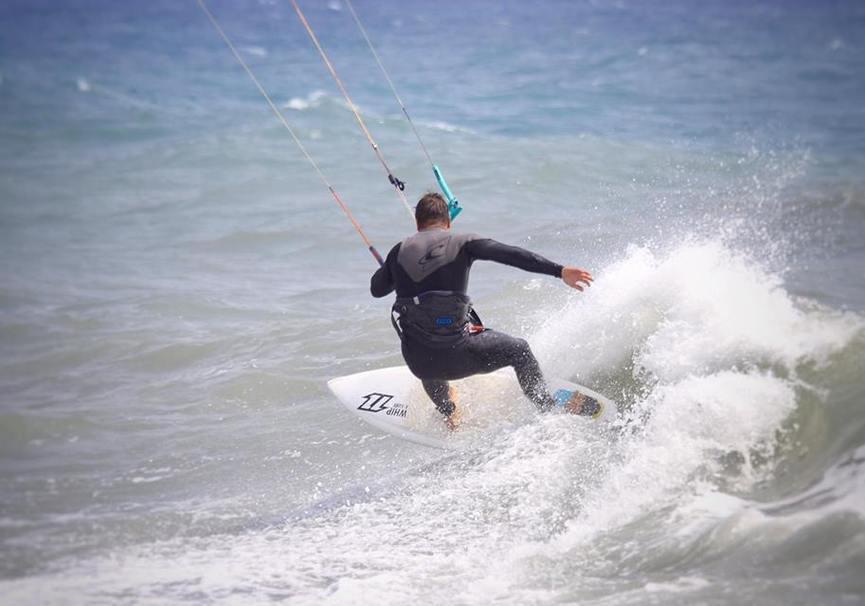 Medium curso avanzado almeria kitesurf