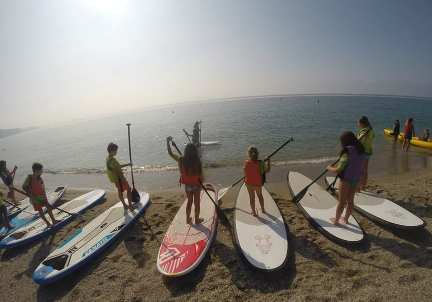 Medium paddle surf almeria curso iniciacion