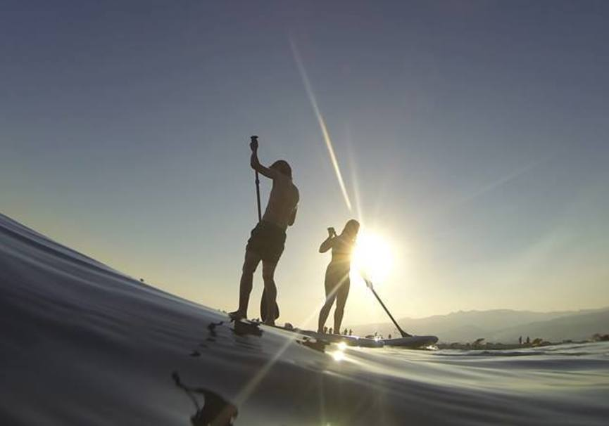 Medium paddle surf curso bascio almeria