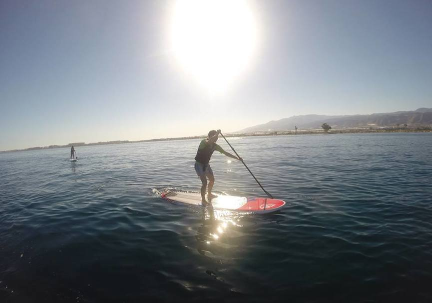 Medium almeria curso medio paddlesurf