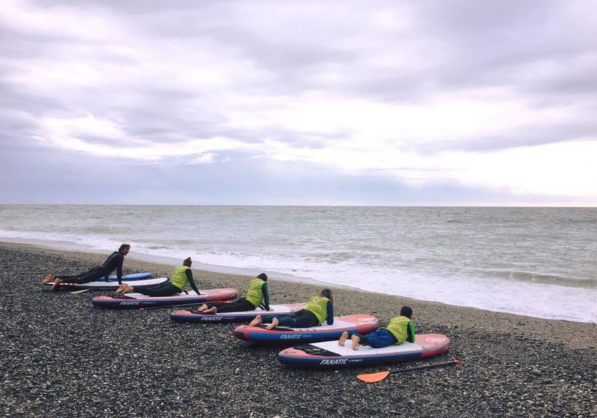 Medium granada paddle surf curso iniciacion