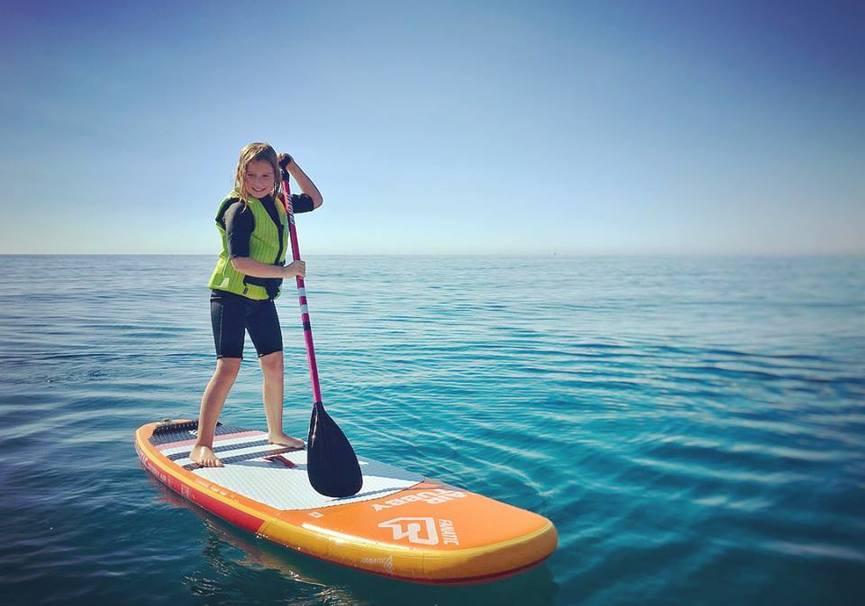 Medium curso basico granada paddle surf