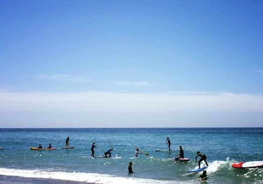 Medium curso medio granada paddle surf