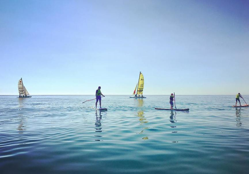 Medium granada paddle surf curso medio