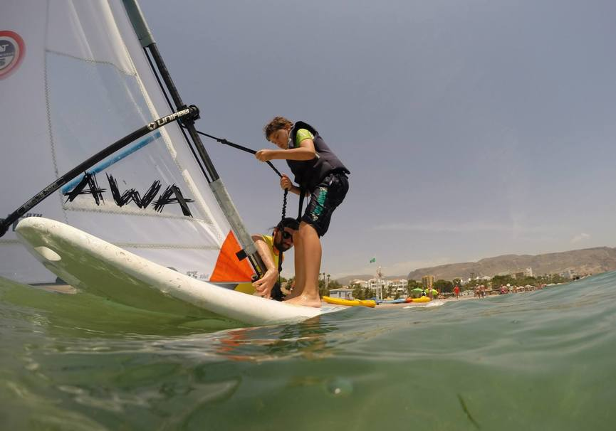Medium windsurf curso iniciacion almeria