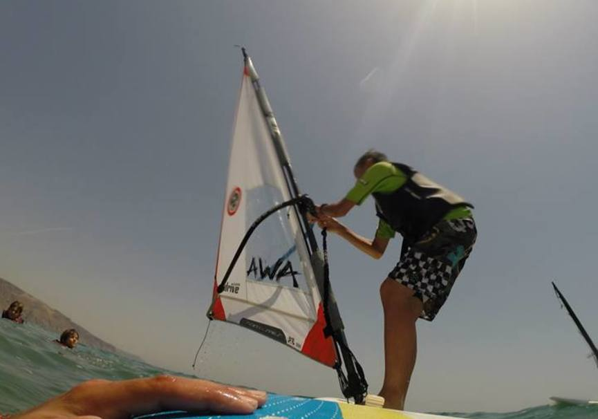 Medium almeria curso basico windsurf