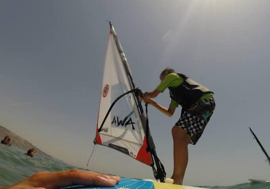 Medium almeria curso basico windsurf