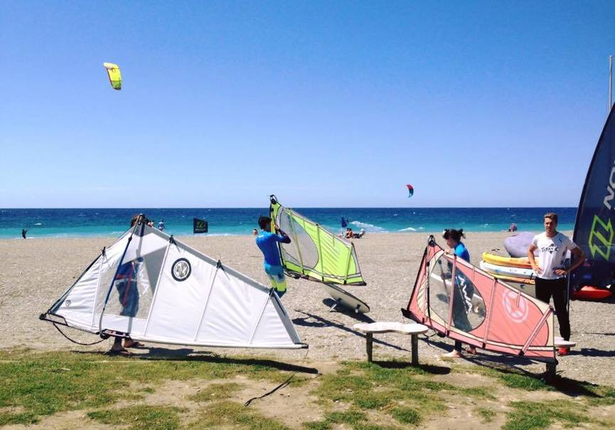 Medium granada windsurf curso iniciacion