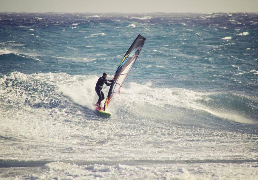 Medium curso medio windsurf granada