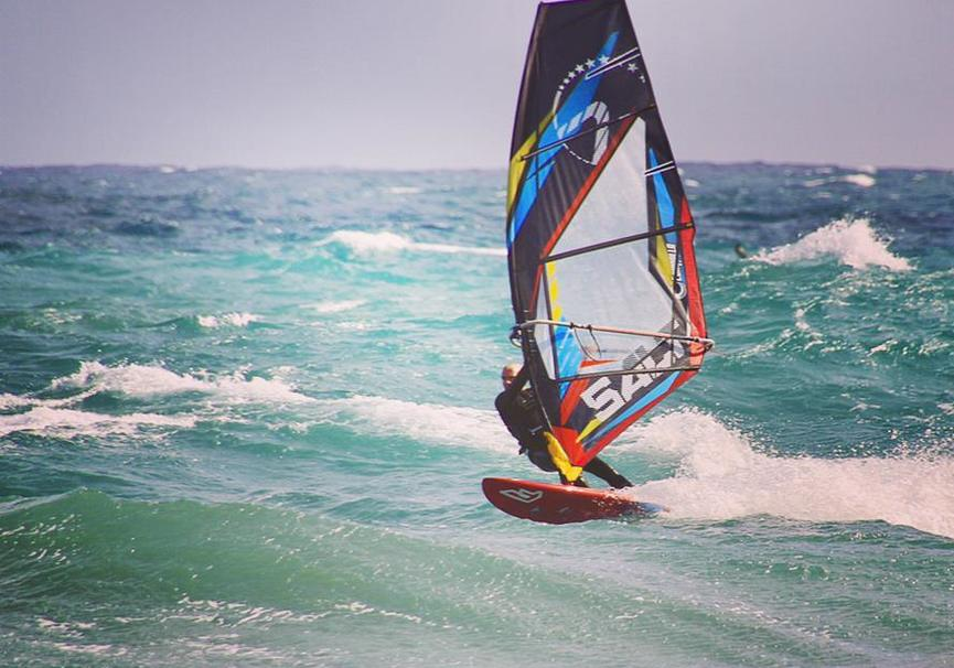 Medium windsurf granada curso medio
