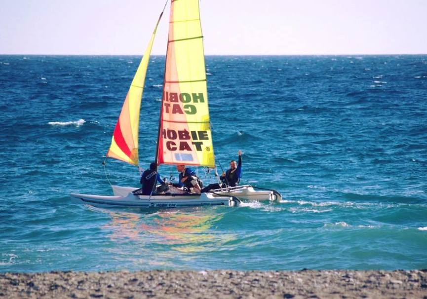 Medium catamaran granada excursion