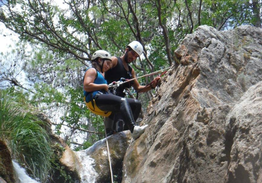 Medium curso escalada yeste