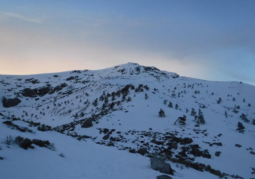 Medium raquetas de nieve sierra madrile%c3%b1a