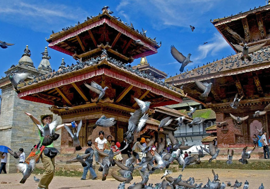 Medium kathmandu and heritage site tour 4 1