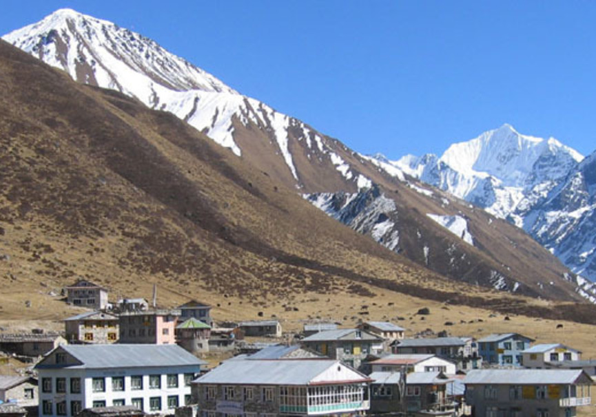 Medium langtang valley trek