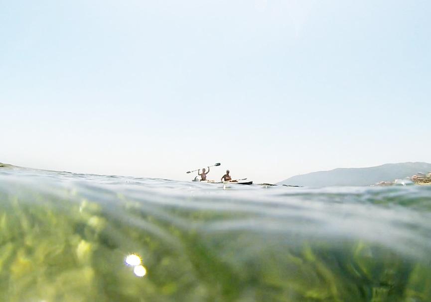 Medium kayak en andalucia ruta kayak kayak