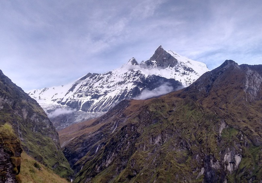 Medium annapurna trekking nepal 14 days