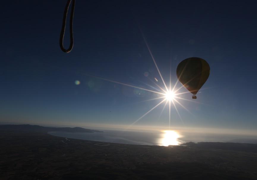 Medium vuelo en globo costa brava 1