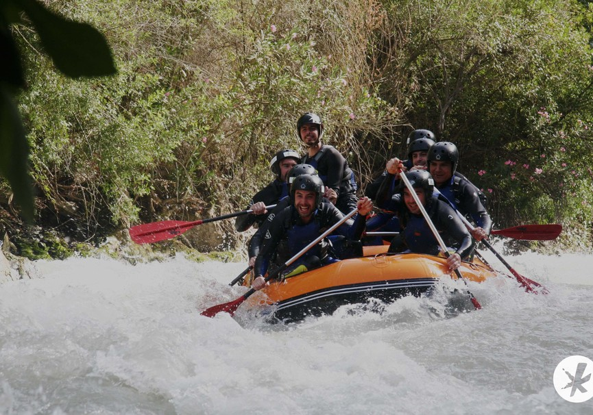 Medium karma turismo activo rafting
