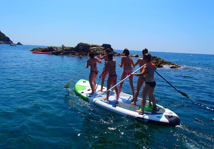 Medium pack paddle surf 3