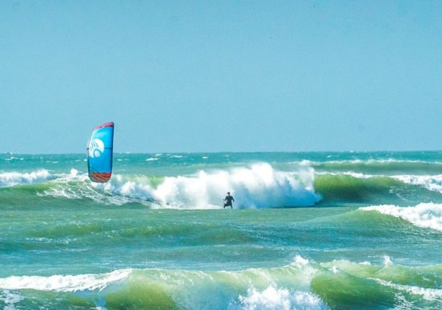 Medium kitesurf surf dakhla morocco