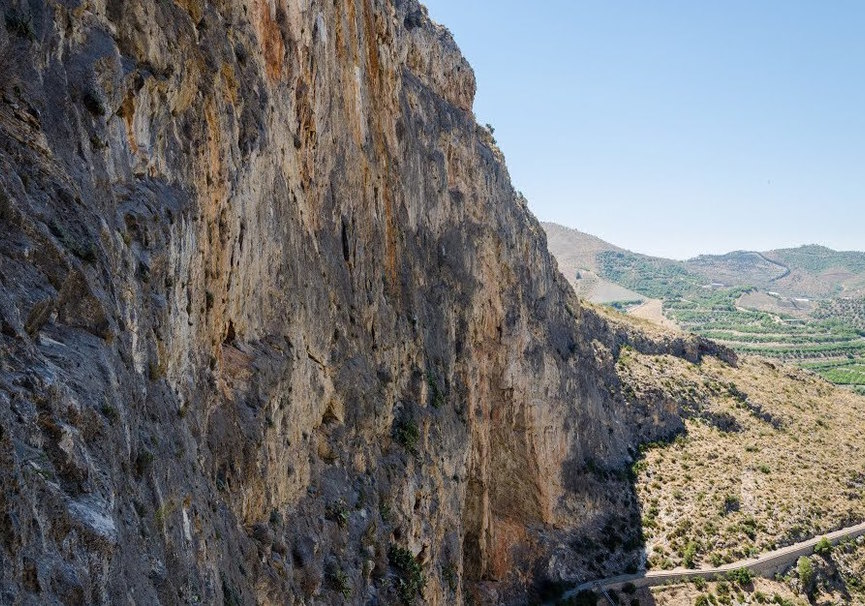 Medium tajo vados via ferrata