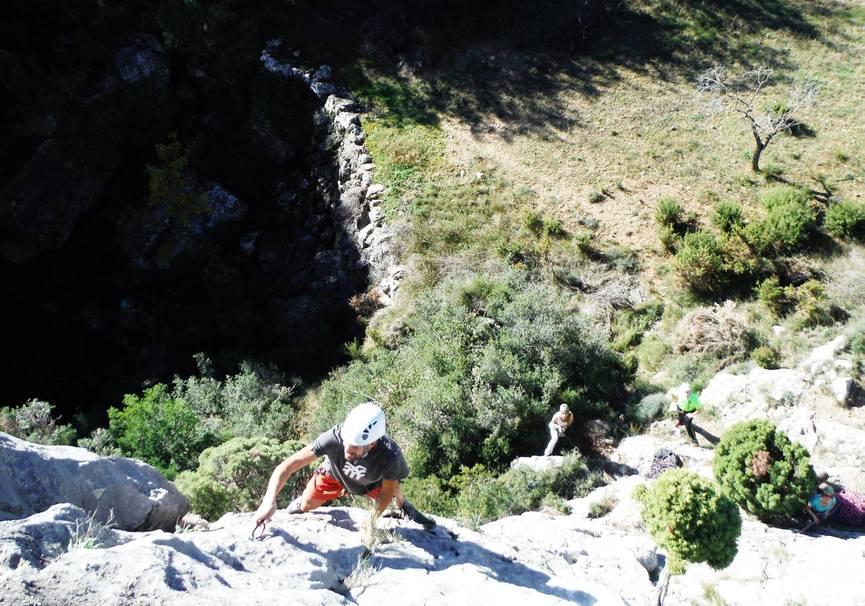 Medium escalada castellon