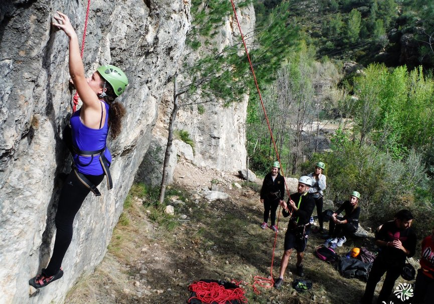 Medium taller escalada castellon