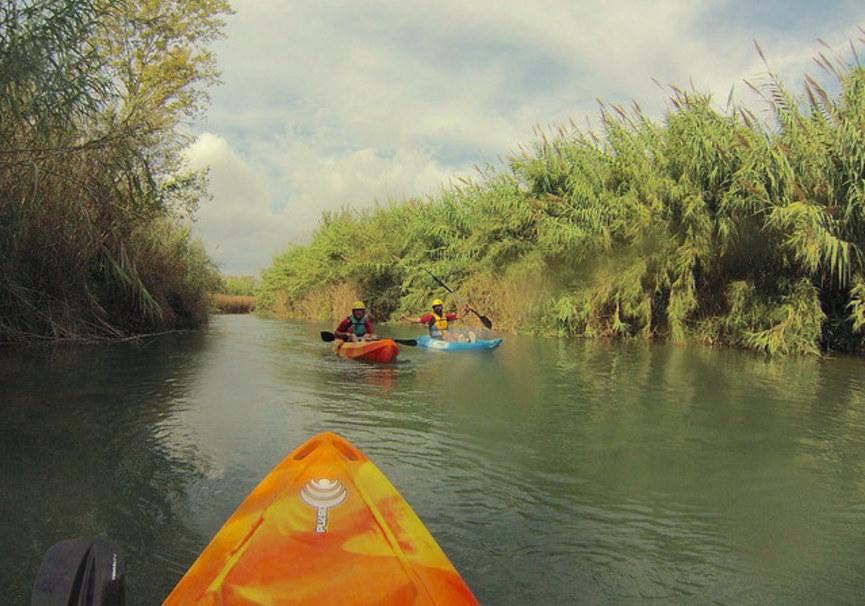 Medium kayak valencia turia