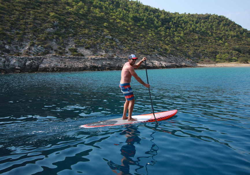 Medium sup yoga vis island croatia 7