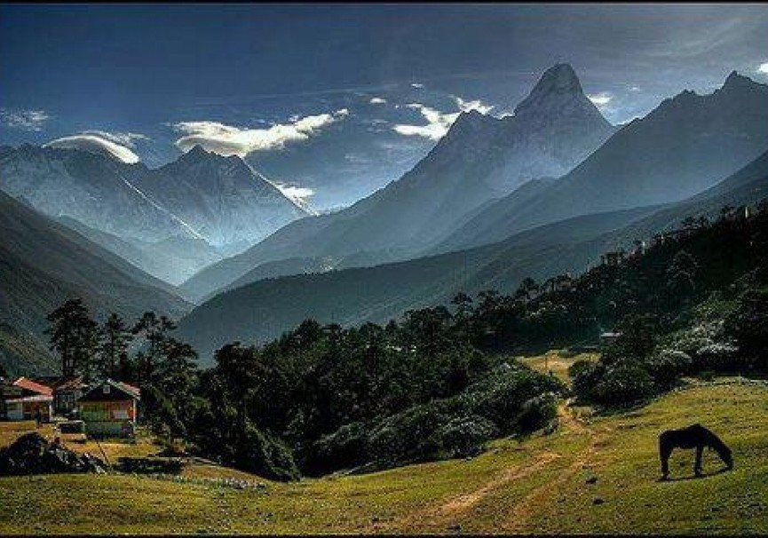 Medium langtang valley trek  3