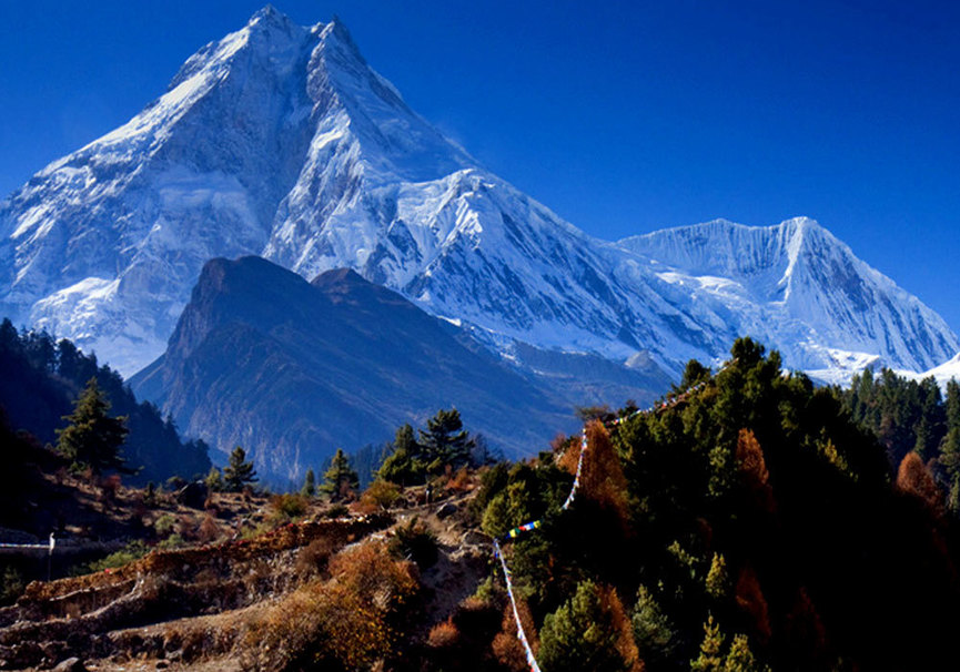 Medium manaslu photo