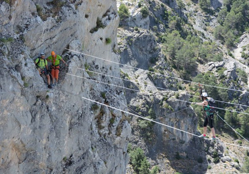 Medium viaferrata 3