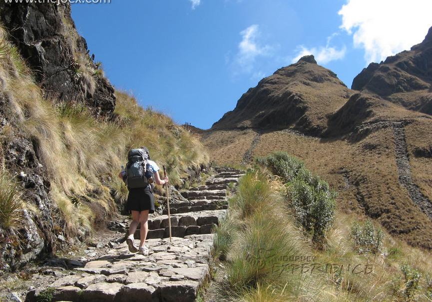 Medium camino inca trekking dia2