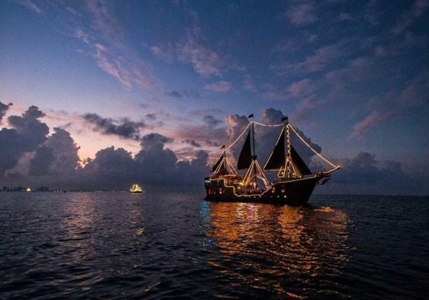Medium barco pirata 6