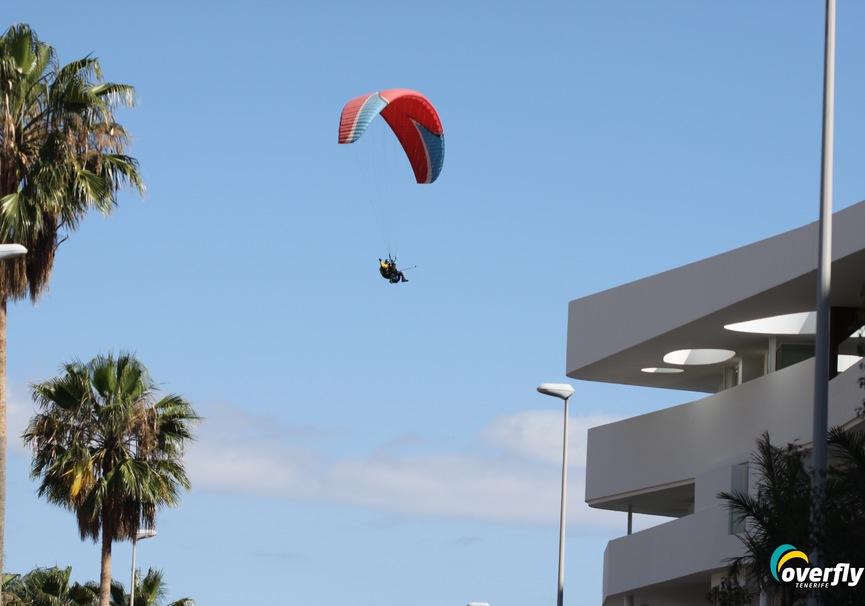 Medium paragliding tenerife gliding tenerife  0825
