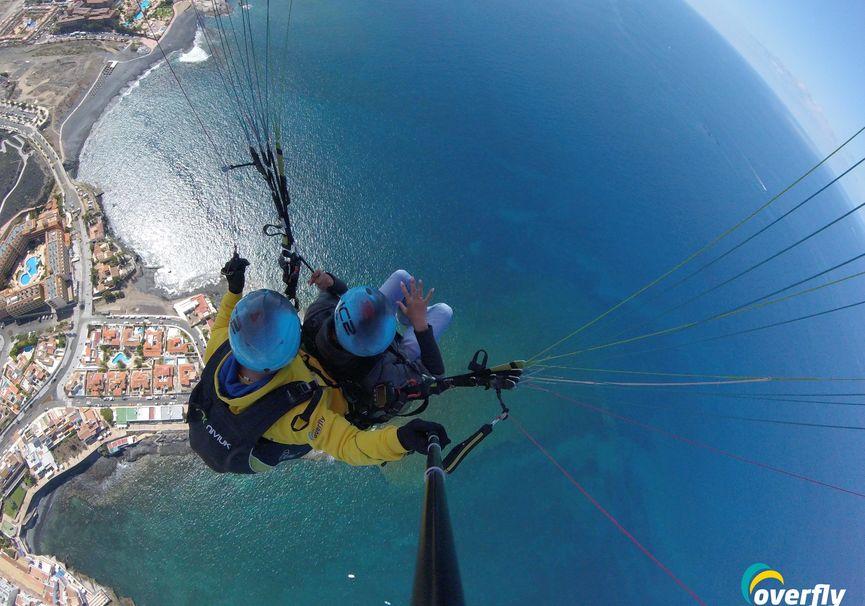 Medium paragliding tenerife 44297