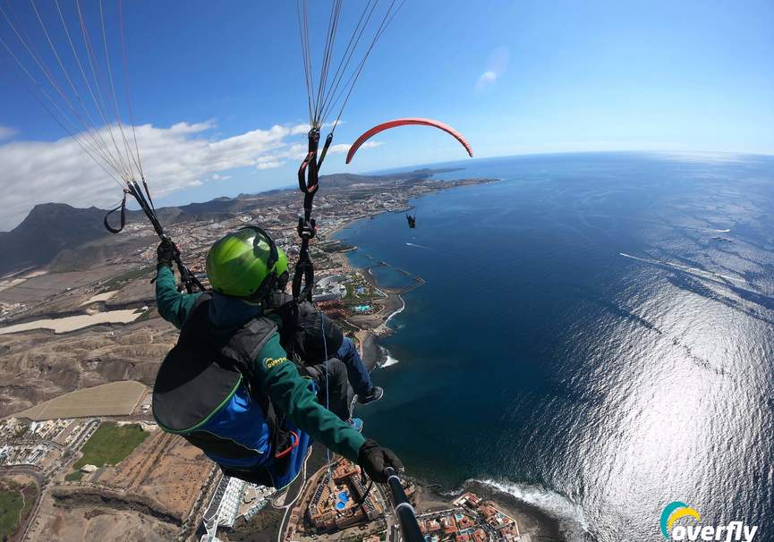 Medium paragliding tenerife 39216