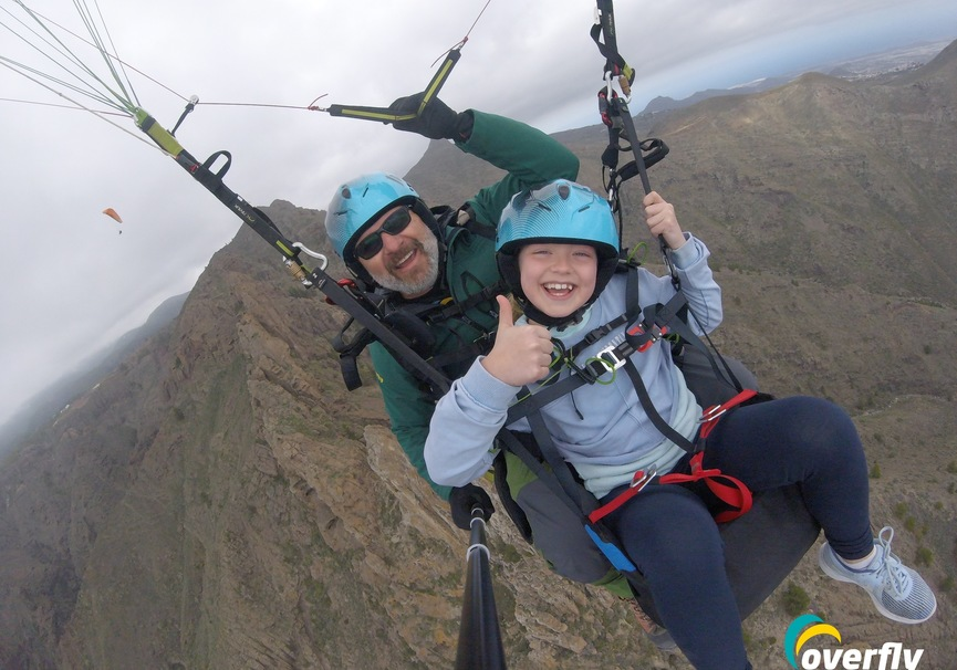 Medium paragliding tenerife 16586